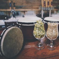 hops and drums